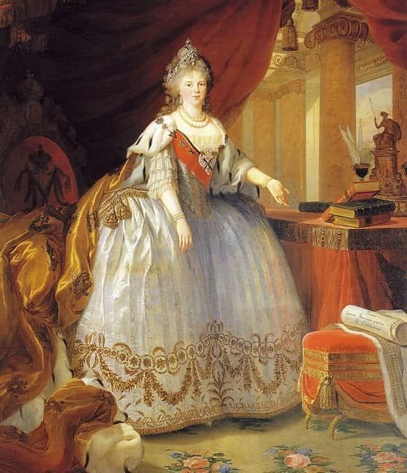 мария федоровна императрица