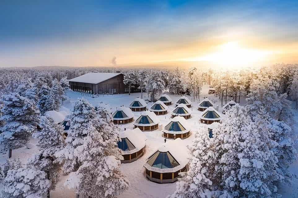 КУРОРТ ИНАРИ, Финляндия