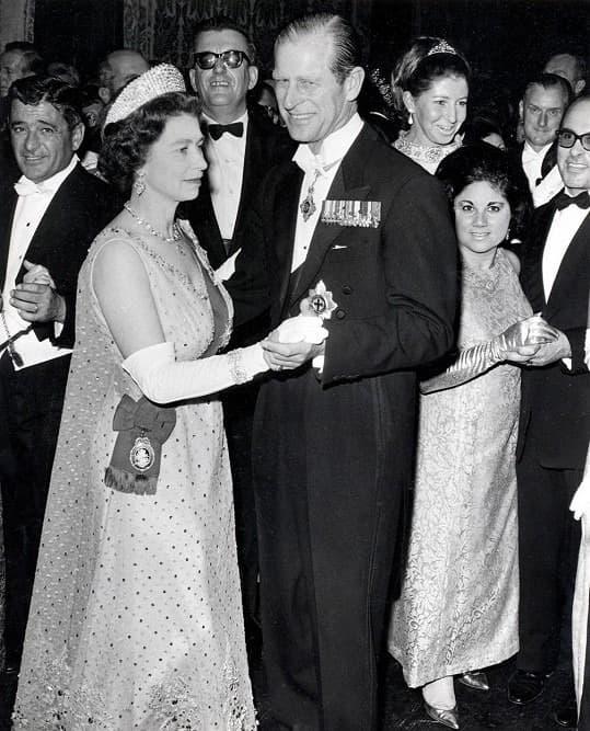 При посещении Мальты в 1967 году