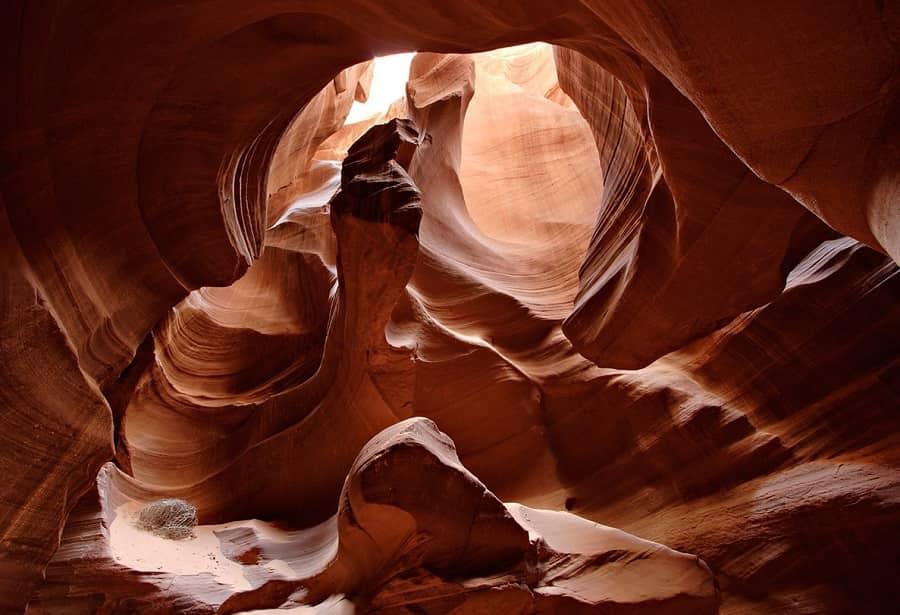 каньон антилопа