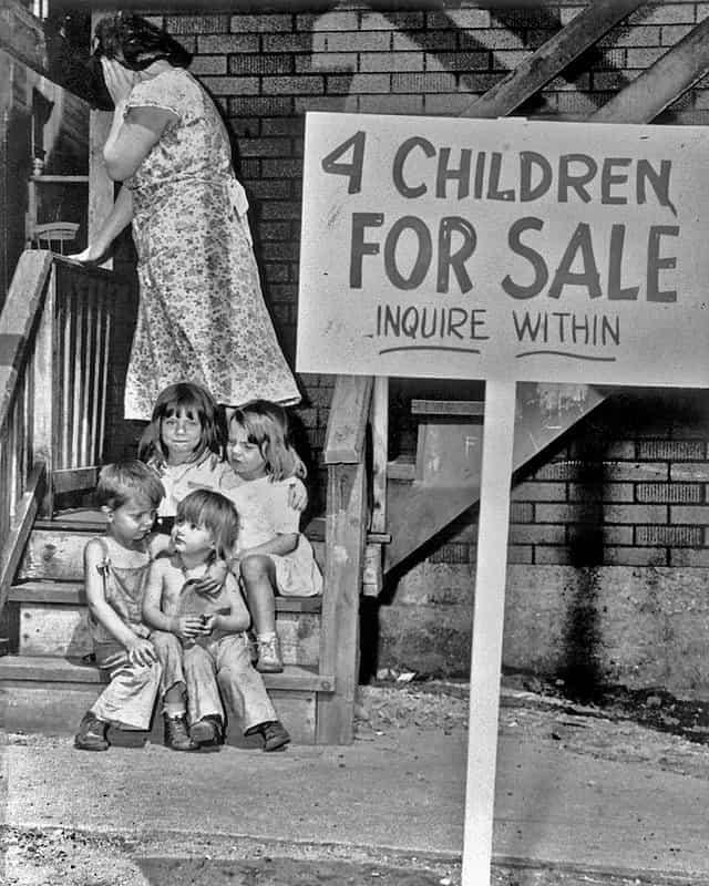 продажа детей