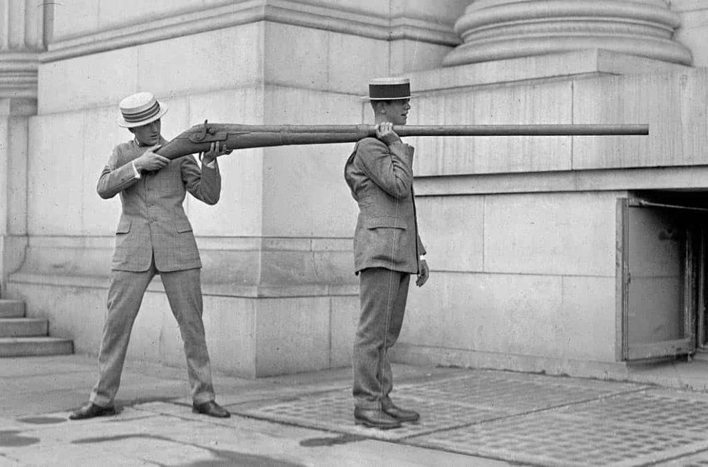 пунт пистолет